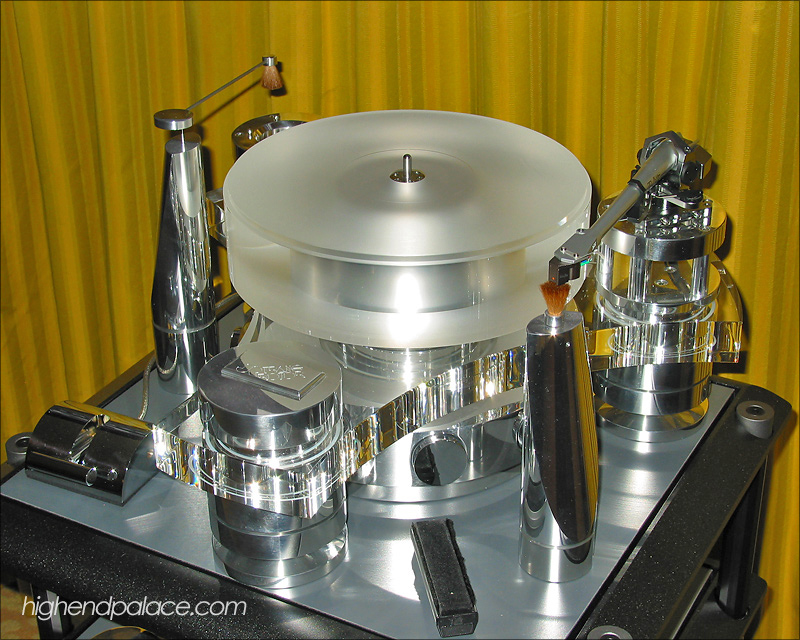 Beyond Words My Audiophiles Friends, Beyond Words! Look No Belt! Transrotor  Turntable Are Regarded As One Of The Most ...