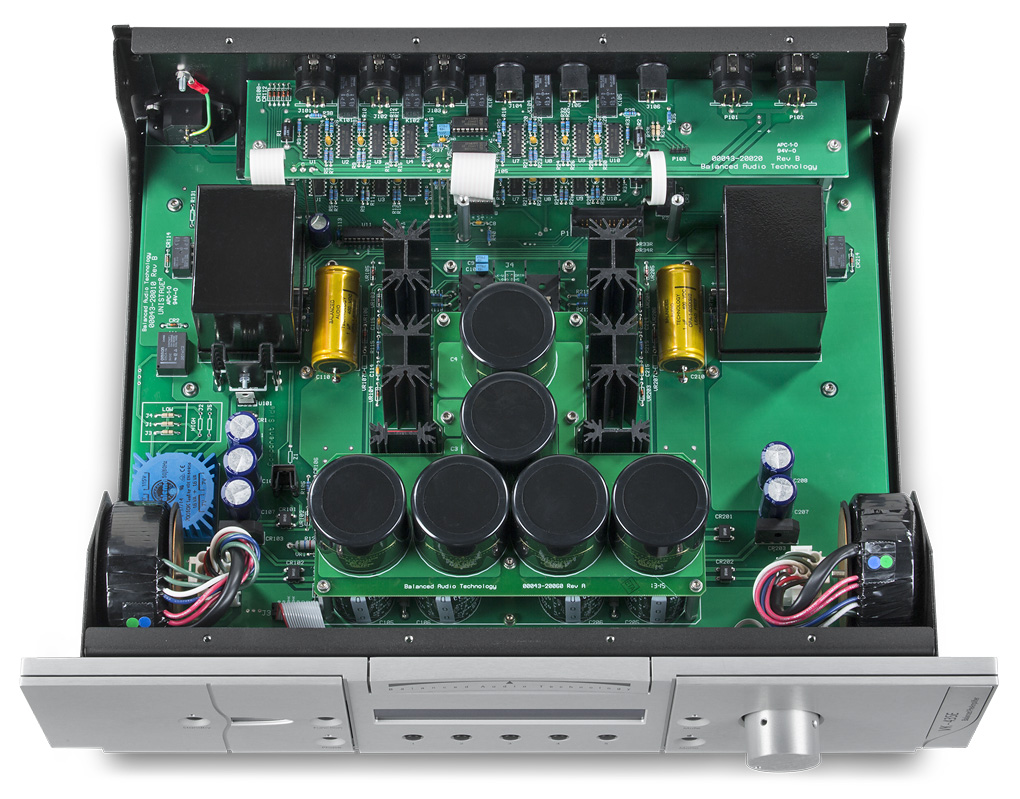 High End Palace Reference Preamps Modular Phono Preamplifier This Is Their Vk 43se Solid State Preamp